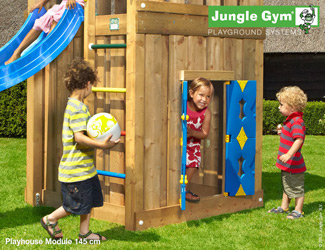 Модуль Jungle Gym «PlayHouse Module для Jungle Palace/Cottage»